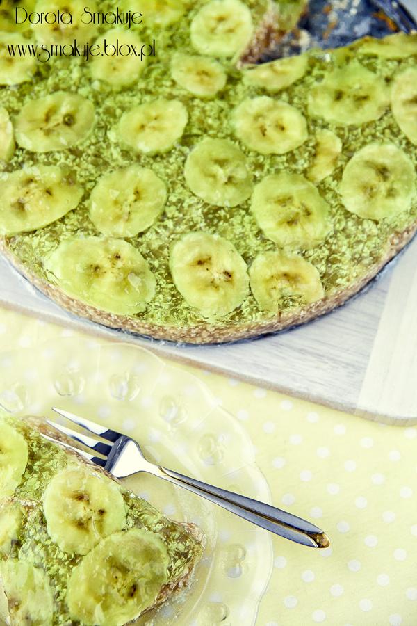 Bananowiec – ciasto na zimno