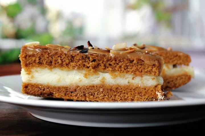Ciasto Karmelowa Krówka