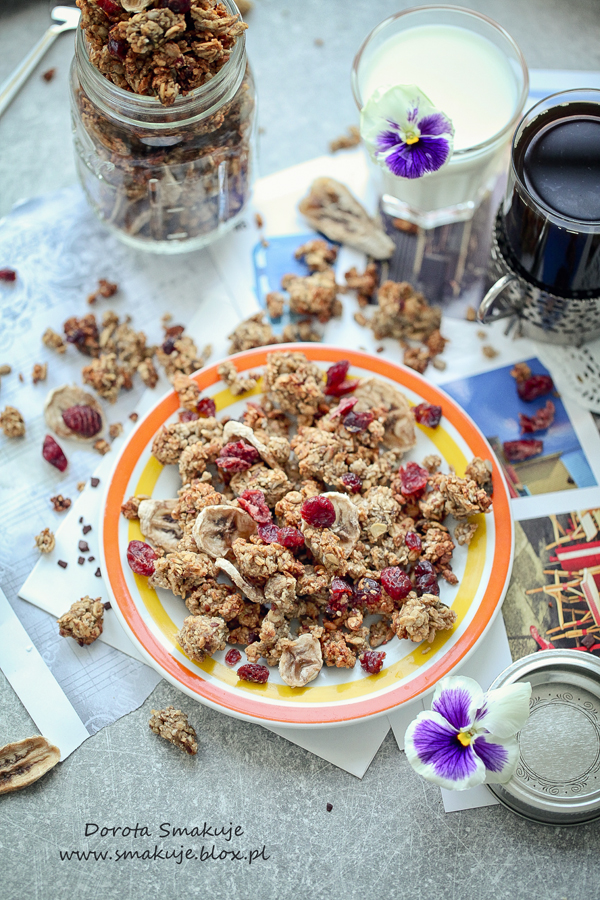 Crunchy domowe – przepis