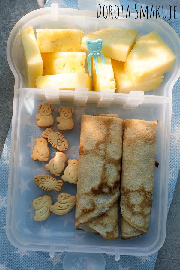 Drugie śniadanie do szkoły 9