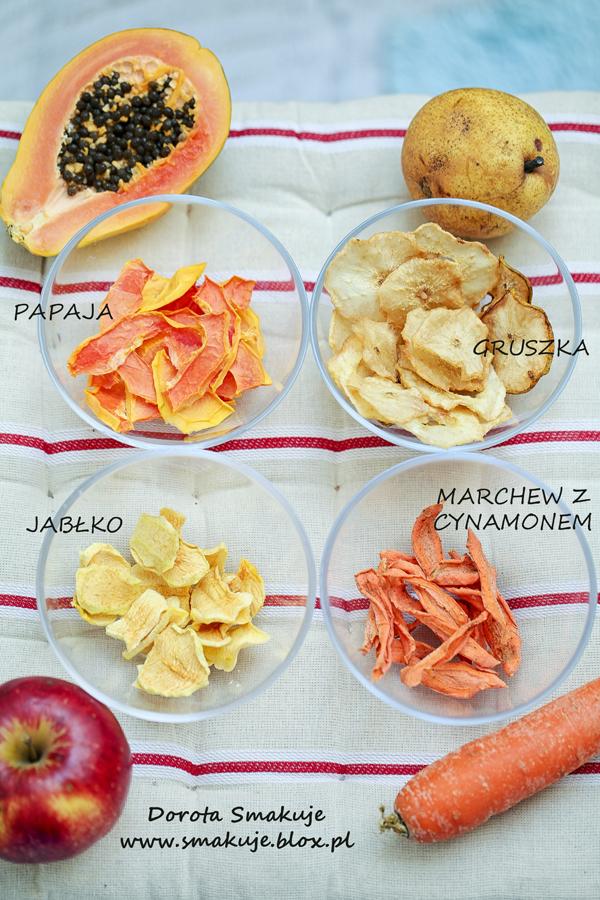 Jak suszyć owoce i warzywa bez wysiłku
