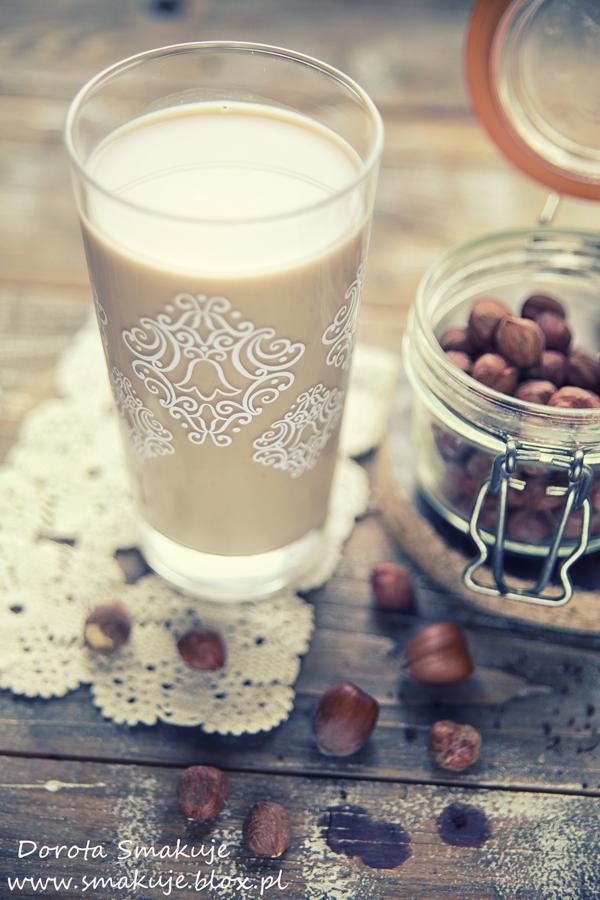 mleko orzechowe