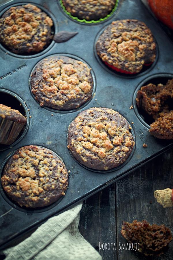 Muffinki bez jajek