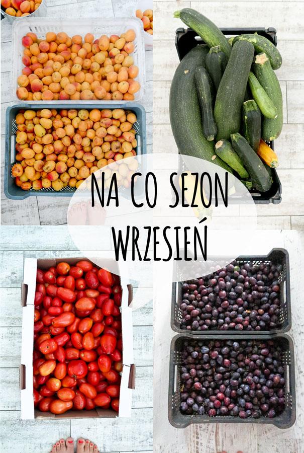 Na co jest sezon we Wrześniu