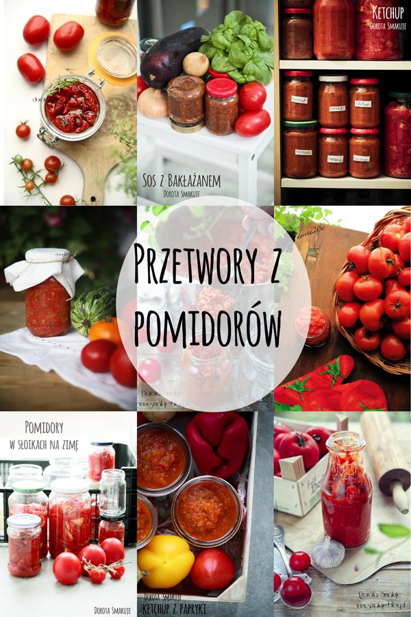 Przetwory z pomidorów