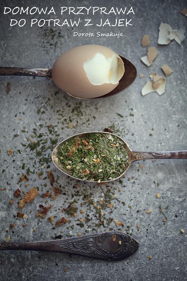 Przyprawa do potraw z jajek – przepis
