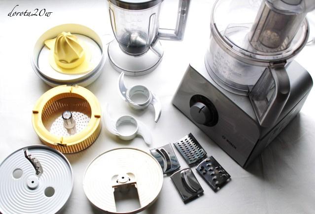 Robot kuchenny MCM4200 - recenzja