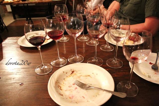 Warsztaty win w restauracji Antica