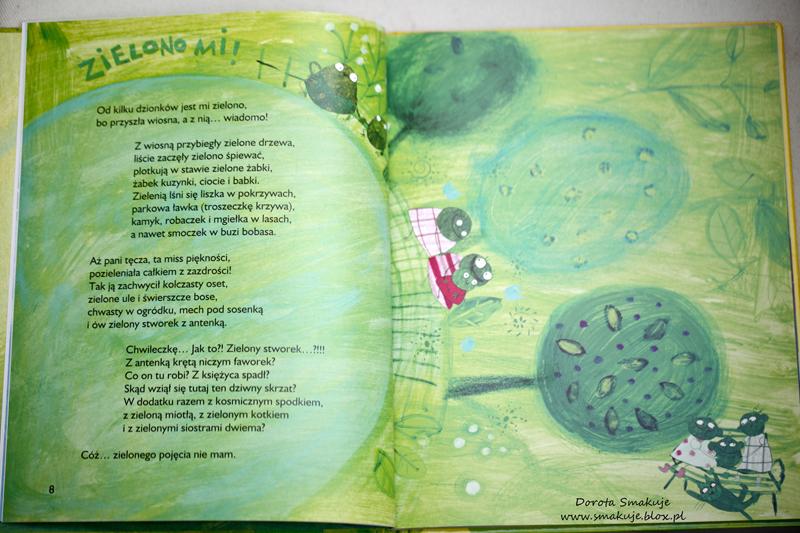 Wiosenne Książki Dla Dzieci Dorota Smakuje