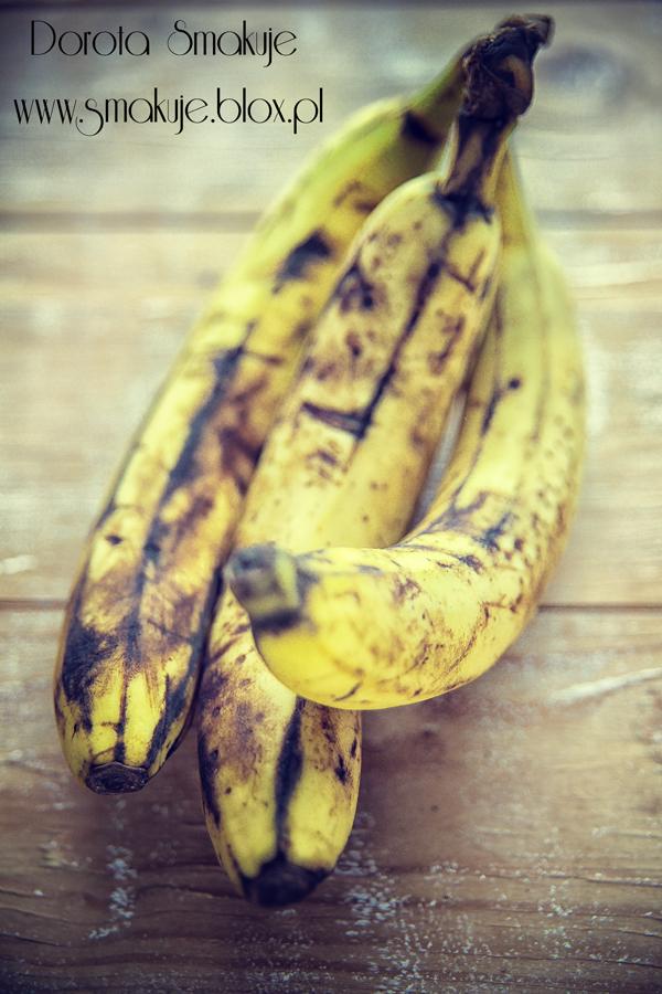 Jak mrozić banany i po co?