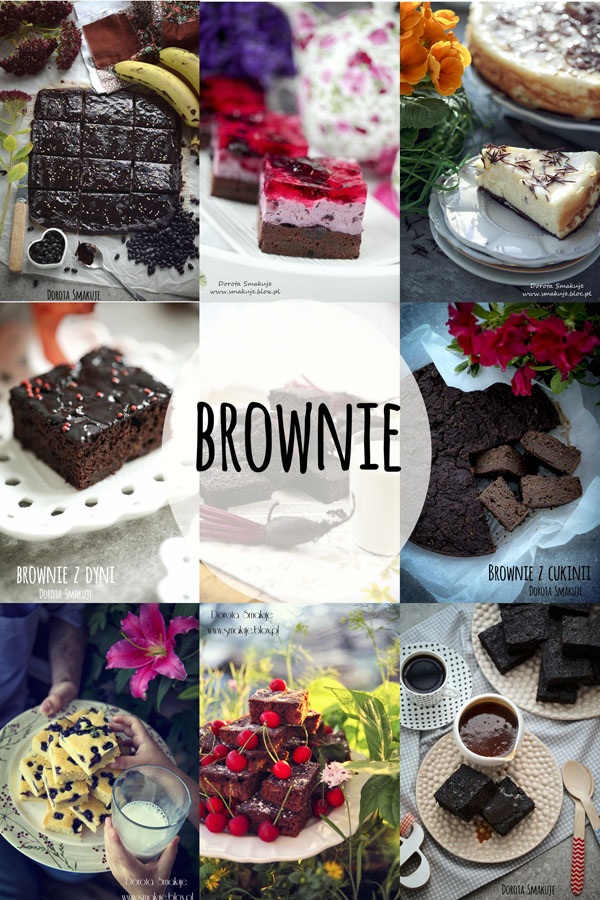 Brownie na 10 sposobów