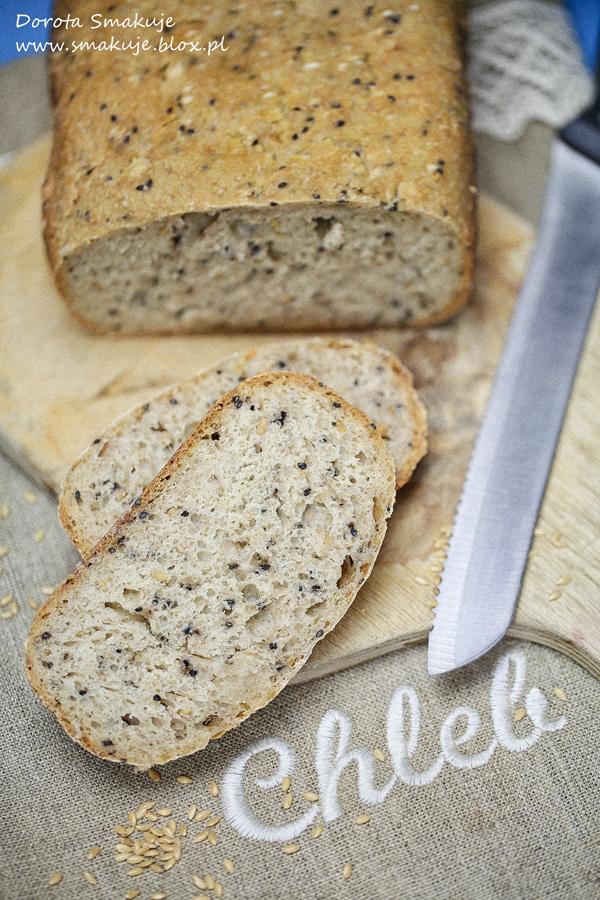Chleb z czarnuszką