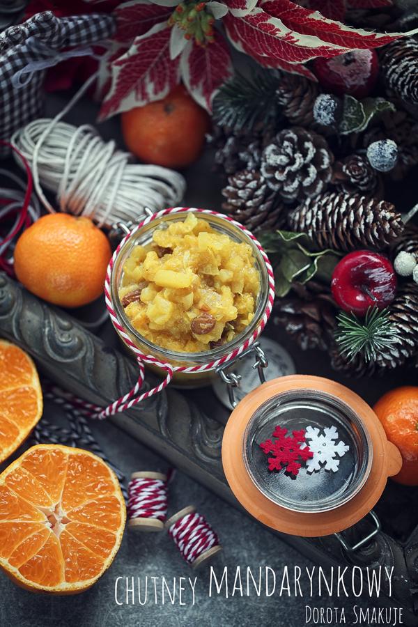 chutney z mandarynek