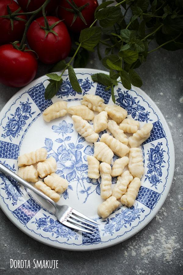Gnocchi - włoskie kluski ziemniaczane