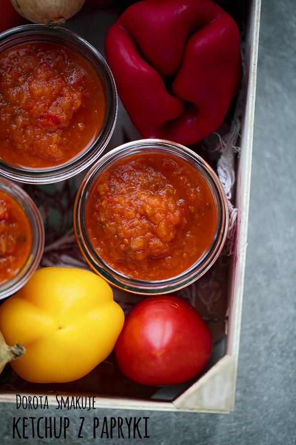 ketchup z papryki