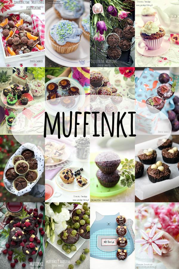 Przepisy na muffinki – ponad 50 pomysłów