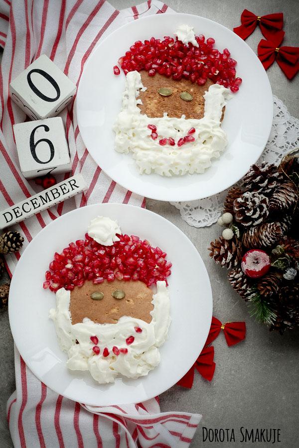 Omlet Mikołaj - jedzenie dla dzieci