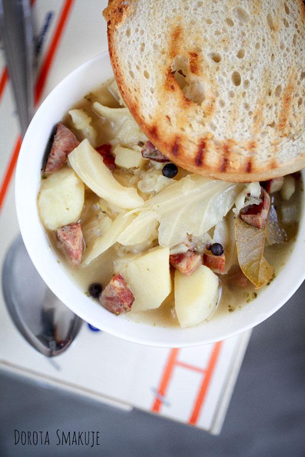 Zupa Parzybroda