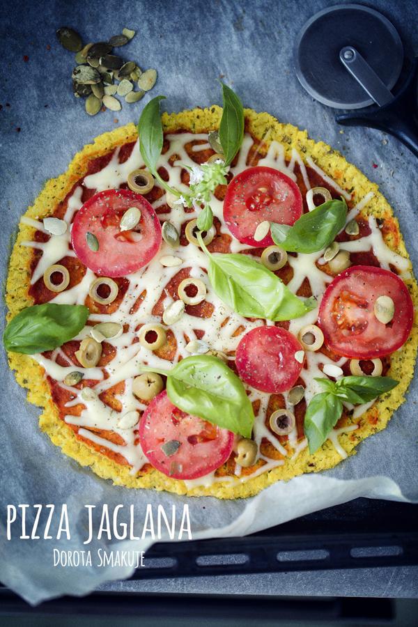 pizza jaglana