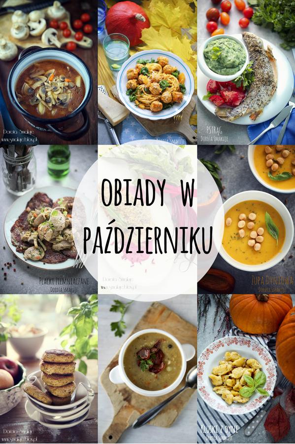 Pomysły na obiady w Październiku