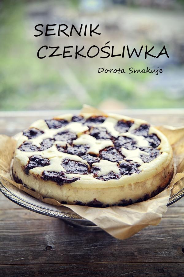 Sernik Czekośliwka