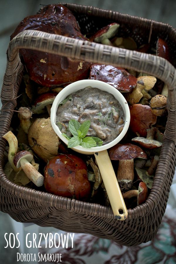 Sos grzybowy - najlepszy