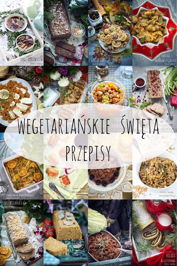 wegetariańskie świeta - przepisy