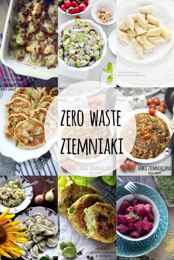 Kuchnia ZERO WASTE <br>- jak wykorzystać ugotowane ziemniaki