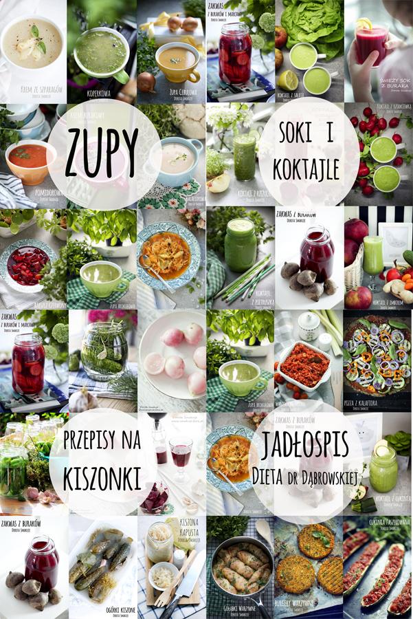 Dieta dr Dąbrowskiej - Post Daniela