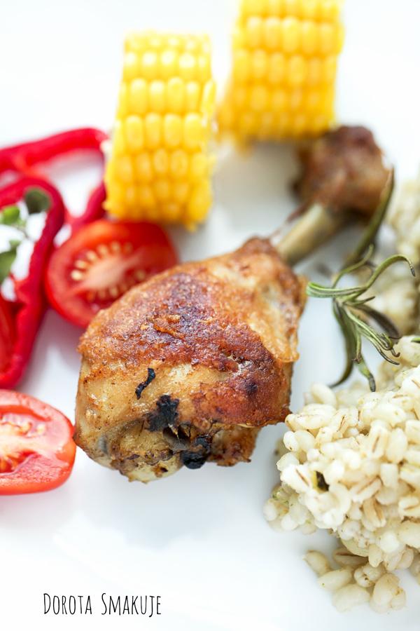 Udka kurczaka przepis