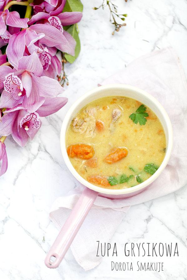Zupa grysikowa