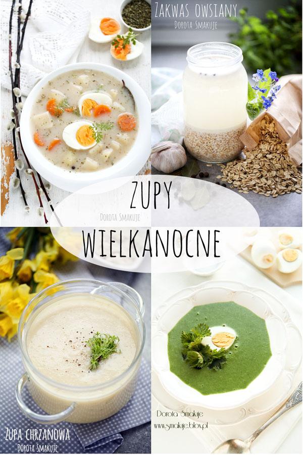 Zupy wielkanocne - przepisy