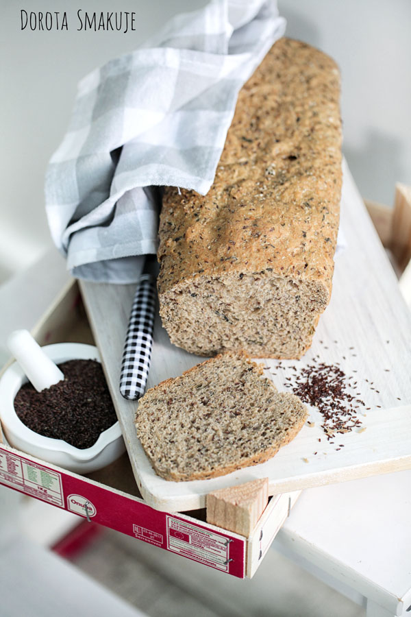 Prosty chleb z babką płesznik