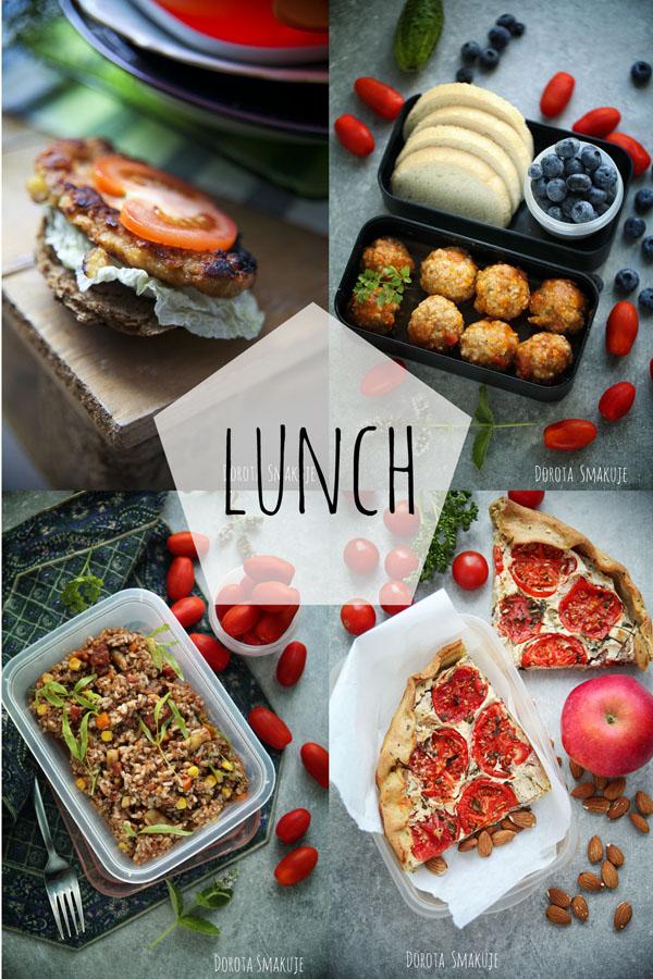 Przepisy na lunch do pracy