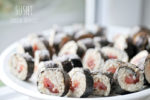 Sushi - przepis