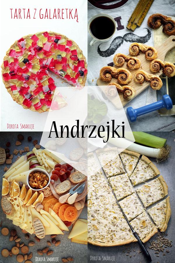 Imprezowe dania na Andrzejki - przepisy