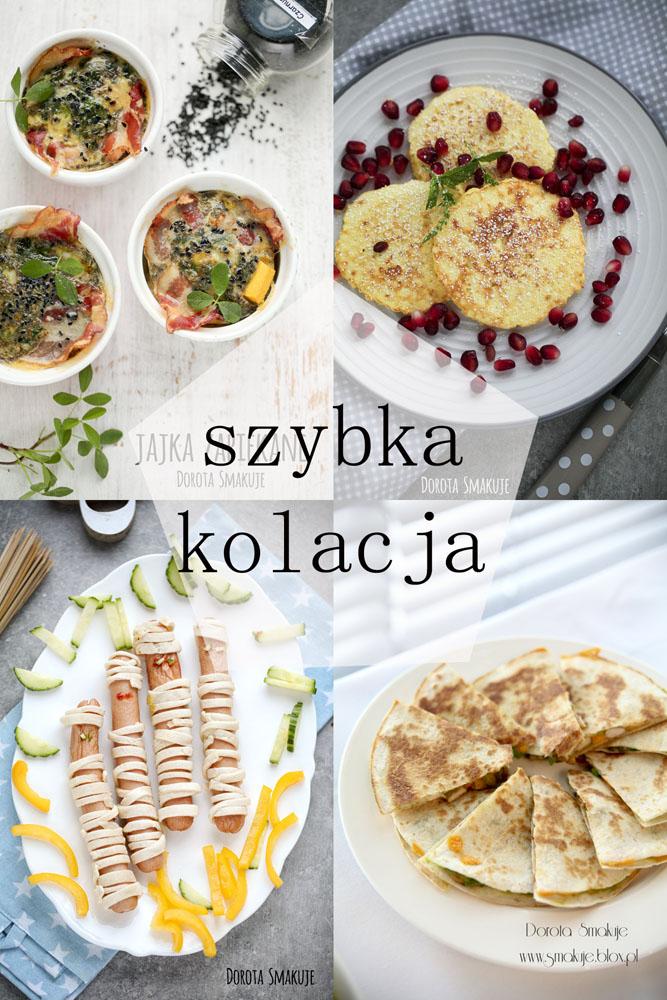 Szybka kolacja - 10 przepisów