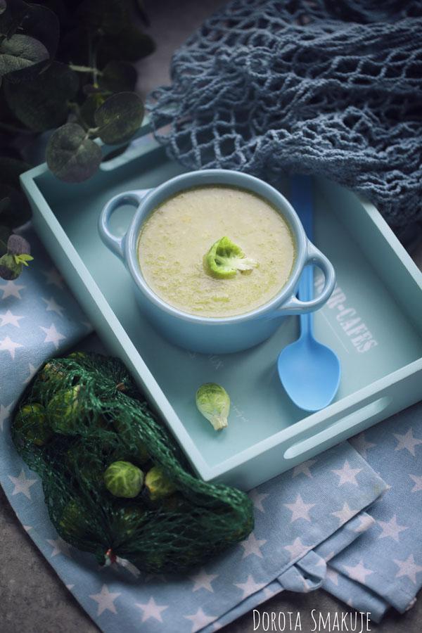 Zupa z brukselki - post dr Dąbrowskiej