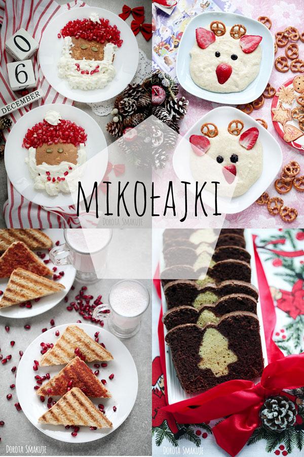 Przepisy na Mikołajki - smaczne i wesołe