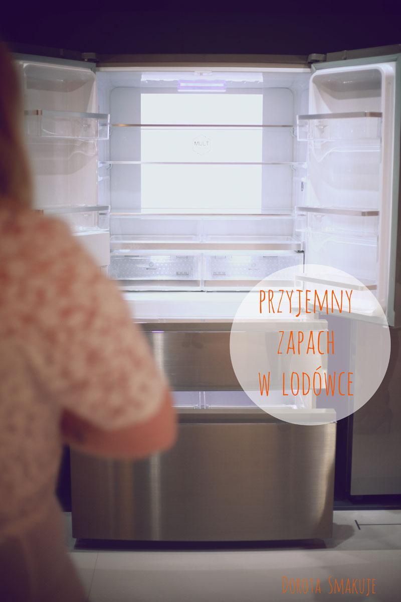Jak pozbyć się brzydkiego zapachu w lodówce