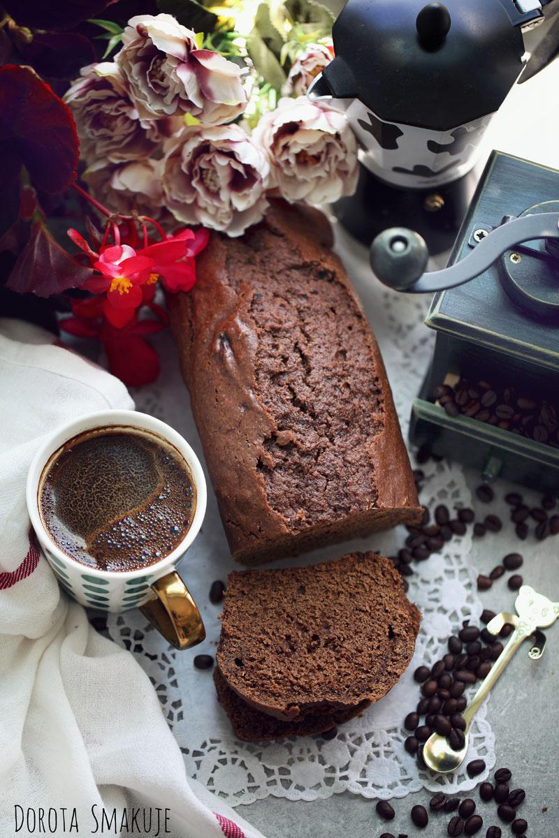 Ciasto kawowe - tanie wegańskie