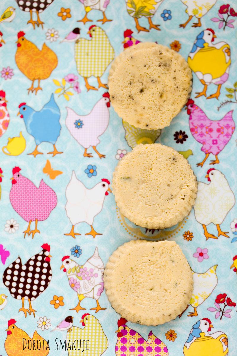 Omlety jak ciasteczka - 2 składniki BLW