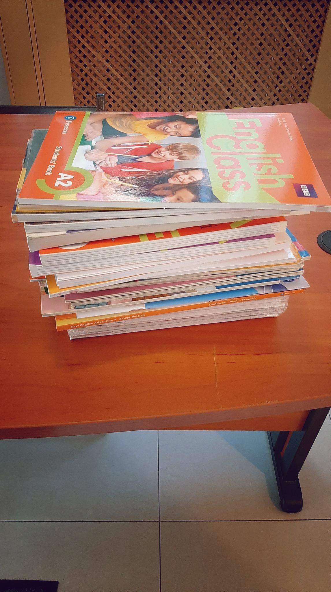 Edukacja Domowa - Skąd podręczniki? Czy daje je szkoła? #9