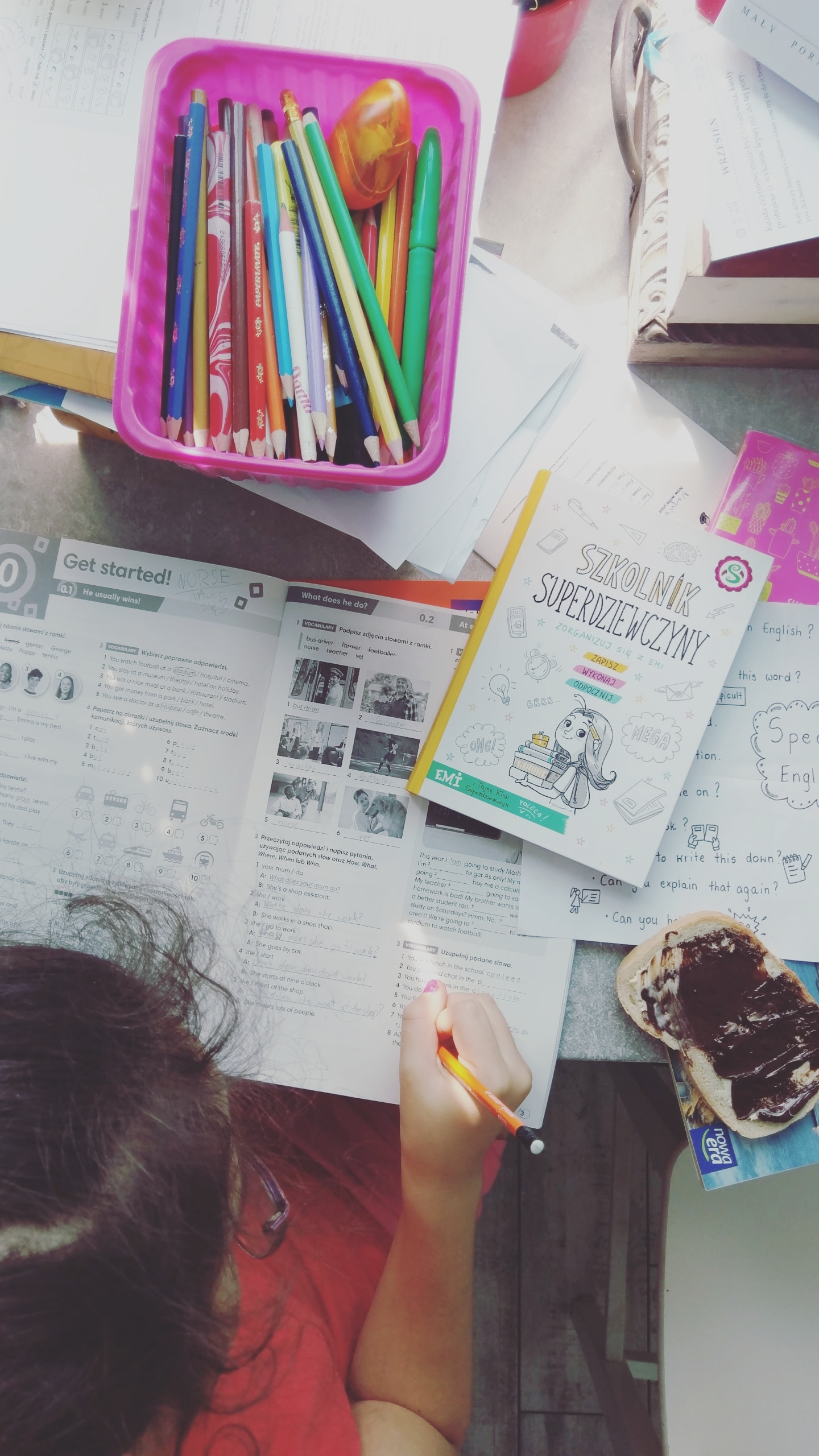 Jak się organizujemy w Edukacji Domowej? #8