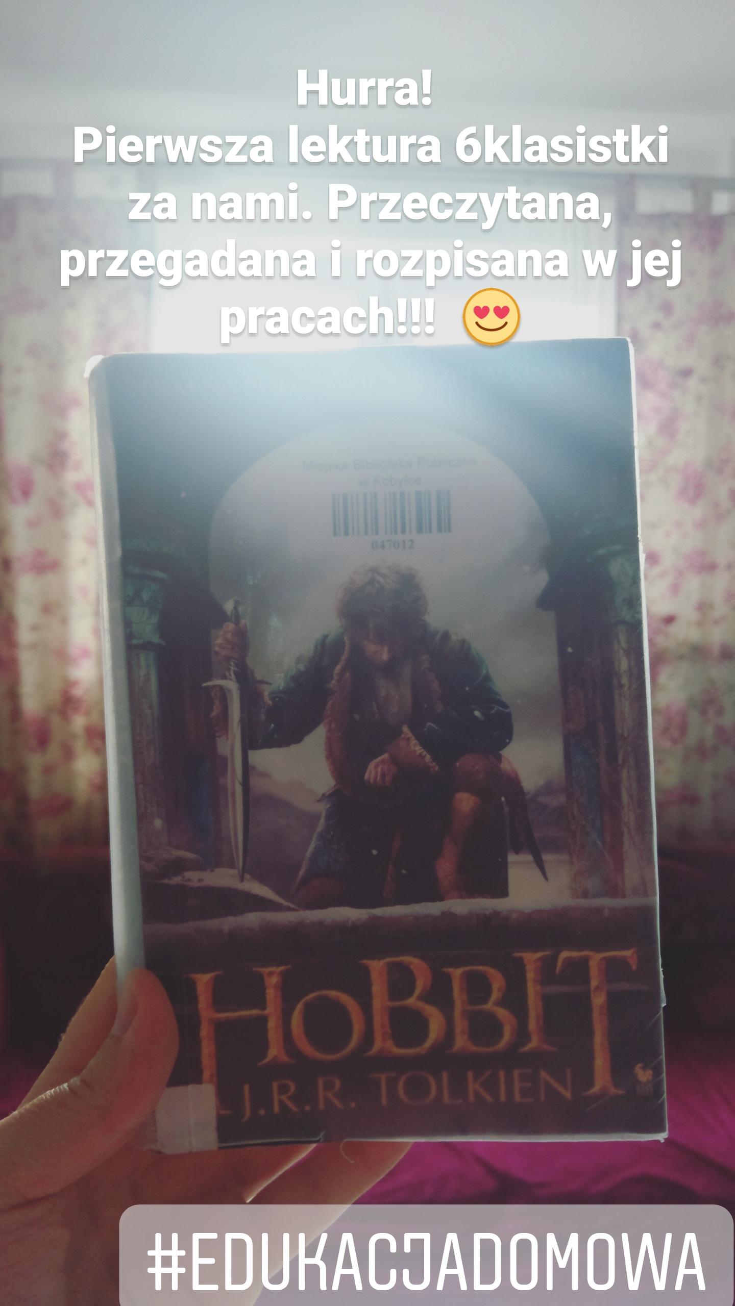 Hobbit - pierwsza lektura za nami - ED #12