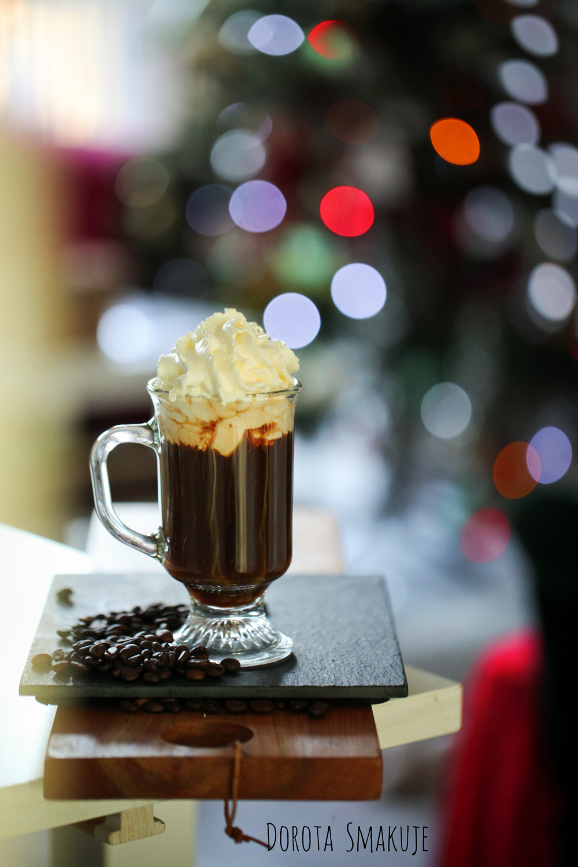 Irish Coffee - Kawa po irlandzku - przepis