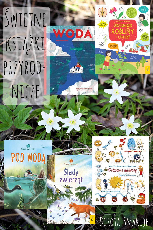Świetne książki przyrodnicze dla dzieci
