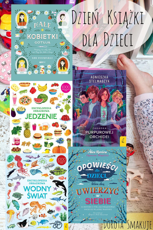 Dzień Książki dla Dzieci - 2 kwietnia