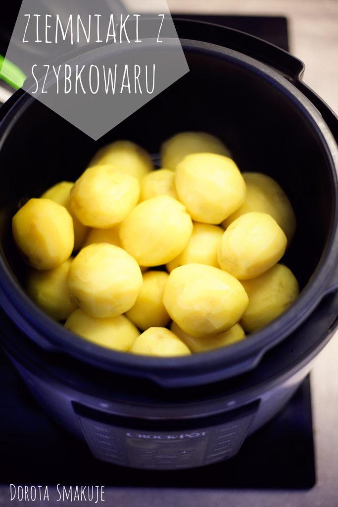 jak ugotowac ziemniaki z szybkowaru