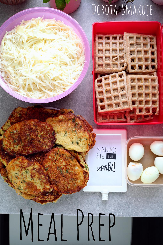 Meal prep - rodzinne gotowanie